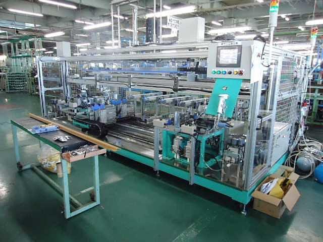 加工装置 株式会社システム 加工機械 自動化 省力化 検査装置 ...